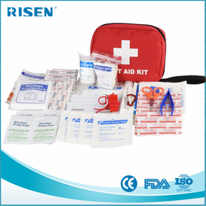 minor injuries small children kids first aid kit/first aid pouch/first aid pack