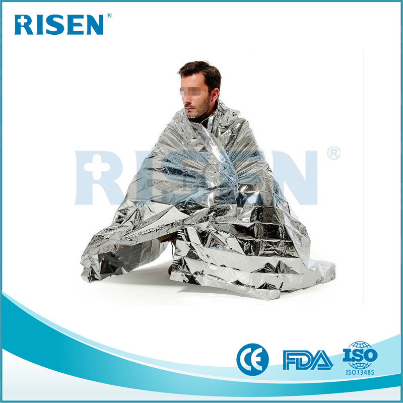 Disaster Preparedness Earthquake emergency Survival Blanket Recsue blanket